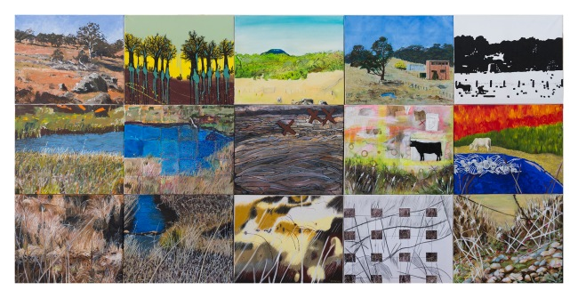 collective landscape rylstone