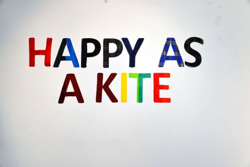 Vienn Del Rosario Parreno, 2012, Happy as a Kite, installation, size varibale, WEB